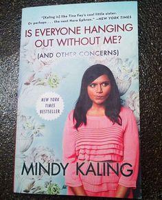 I just read the Mindy Kaling book....FINALLY. Book review from She's Got the Book!