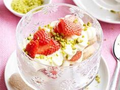 tiramisu in een glaasje