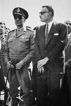 Gamal Abdel Nasser, Che Guevara