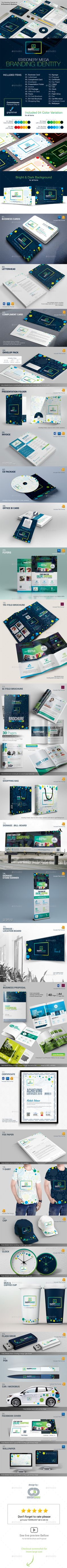 E-Commerce Business Branding Identity
