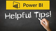 In this post I'll be focusing on some best practices and tips to keep in mind when developing dashboards using Power BI. These tips have been gathered from personal experience and from other …
