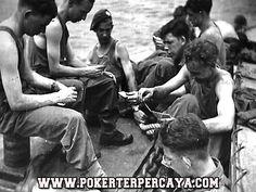 POKERTERPERCAYA.COM - Pada dasarnya sebenarnya pada permainan Judi Poker Online terdapat Strategi Militer yang cocok untuk diterapkan untuk menghadapi lawan main kalian.