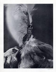 Josephine Baker by Hoyningen-Huene 1931