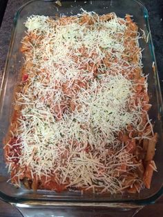 21 Day Fix Recipe: Baked Ziti...to order the 21 Day Fix go here and I will contact you! http://teambeachbody.com/shop/-/shopping/BCP21D160?referringRepId=467013