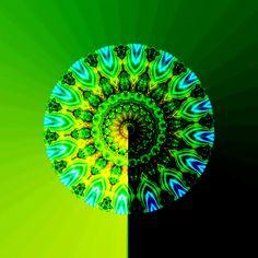 deployer la douceur ; deploy softness; implantar suavidade; implantar suavidade; Mandala de Pierre Vermersch Digital Drawings