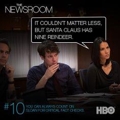 Olivia Munn, 2013, Sloan Sabbith, HBO, The Newsroom