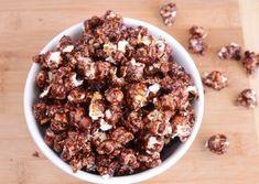 Scrumptious Baked Cocoa Kettle Corn Kettle Corn, Cocoa, Cereal, Backyard, Baking, Breakfast, Popcorn, Morning Coffee, Patio