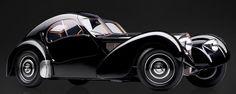 Bugatti 57 S(C) Atlantic - 1938