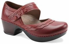 The Dansko Harlow from the Geneva collection.