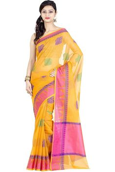 #Rs.759 /- || Women's Banarasi Cotton Silk Saree || Order On call - 011-6565-8686 || On WhatsApp :- 08860106635  👉Click Here to Buy ➟ https://www.desihault.com/lehengas