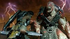 Gears Of War 4's October Update Brings New Maps, Halloween Event, And Xbox One X Support