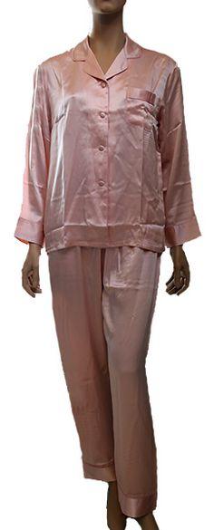 Silke pyjamas 19momme, 100% silke