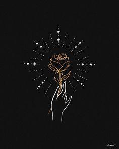 Art crush: The limitless talent of amazing artist Ameya Ajay ☾ ⋆ Lu Amaral Studio Tumblr Wallpaper, Black Phone Wallpaper, Flower Phone Wallpaper, Wallpaper Space, Mystic Wallpaper, Couple Wallpaper, Black Aesthetic Wallpaper, Aesthetic Wallpapers, Modelos 3d
