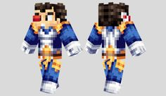 Vegetta777 skin de minecraft