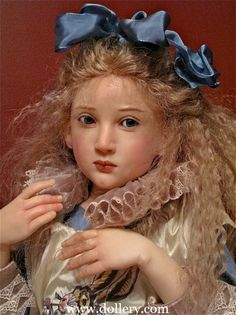 Jamie Williamson One of a Kind Doll Artist