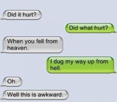 Pick up line fail