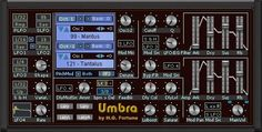 Umbra is basically a Waveset of 128 complex waveforms as SF2 plus a specially designed VSTi Synthesizer / SF2 (Soundfont) player.  http://www.vstplanet.com/Instruments/VST_Synthesizers8.htm