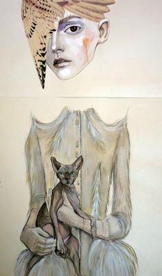 ANNE SOFIE MADSEN'S COUTURE CREATIONS