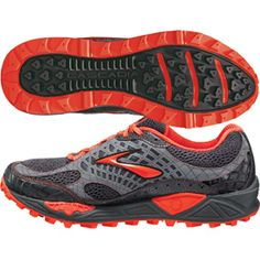 Cascadia 7 Trail-Running Shoe - Mens