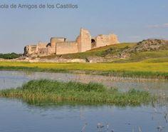 Calatrava la Vieja, Castillo de | Asociación española de amigos de los Castillos, Castillos de España, Castillos medievales
