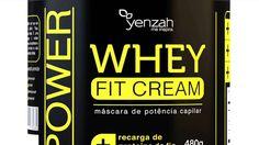 Whey Fit Cream Máscara de Potência Yenzah - Chic Mix