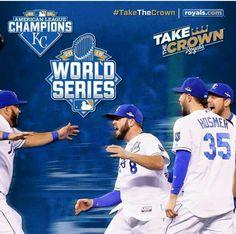 November 2, 2015 World Series Champs!!