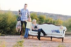 christmas cards, chair, famili pictur, famili photo