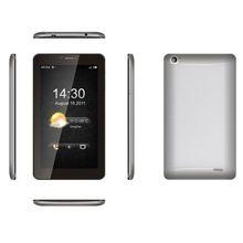 Android Tablet Rohs, 7 Polegada Tablet Pc 3G Slot Para Cartão Sim, baixo Custo 3G Tablet Pc Telefone