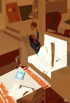 Come here you... @pascalcampion