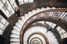15 Immersive Spiral Staircase Designs Enhancing Architecture World-Wide