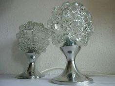 Kugel Lampe  - Tischlampe  von MaDütt auf DaWanda.com
