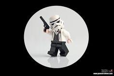The name's Trooper. Storm Trooper.