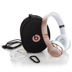 Beats by Dr. Dre Beats Solo3™ On-Ear Bluetooth Wireless Headphones with  Carrying 4546ebe792