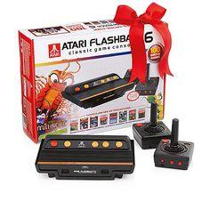 Atari® Flashback® 6 Classic Video Game Console