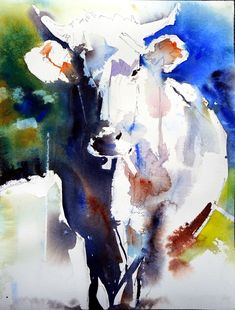 Watercolor, Painting, Animals, Colour, Watercolor Painting, Animales, Pen And Wash, Color, Animaux