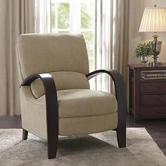Riverside Sand Recliner Chair Living Furniture Room Home Couch Modern Seating