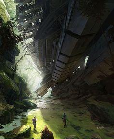 Digital Art   theartofanimation:   Donovan Valdes -...