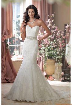 Robe de mariée Mon Cheri 114274 MacClare David Tutera 2014