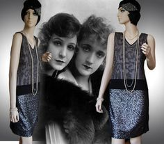 Avant Garde Deco Great Gatsby embellish by VintageMarvellous