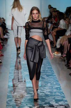 MBFWA S/S 14-15: Maticevski - Style // Fashion // Beautiful People