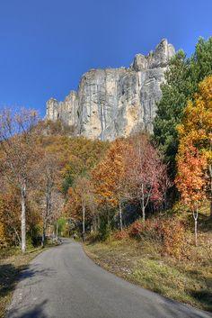 Pietra di Bismantova - Castelnovo ne' Monti (E-R) Italy
