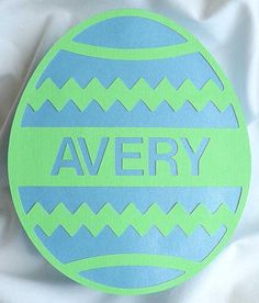 Isnt this easter egg box beautiful it made out of paper and the easter eggt shaped gift box personalize this box and tuck it into an easter basket negle Images