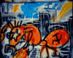 short splatters GIFs  communist ant GIF.3