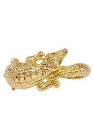 Gold Gator Bangle.
