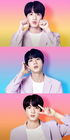 #JIN // #BTS X LG
