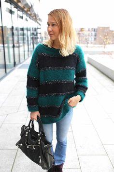 Fin genser.