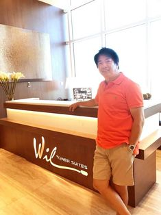 On a clear day, you can see forever from the Floor of the Wil Tower located across from the ABS-CBN Studios on Eugenio Lopez St. in Quezon City. Willie Revillame, On A Clear Day, Quezon City, Toy Chest, Storage Chest, To Go, Abs, Entertaining, Flooring