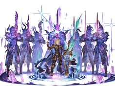 Granblue Fantasy The Eternals Characters Tv Tropes Granblue Fantasy The Mc Eternal Skins You. Game Character Design, Character Concept, Character Art, Concept Art, Fantasy Warrior, Fantasy Girl, Character Illustration, Illustration Art, Granblue Fantasy Characters