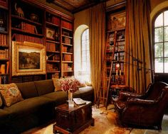 1000 Images About Home Library On Pinterest Home
