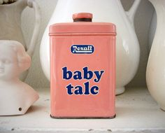 Rexall Baby Talc